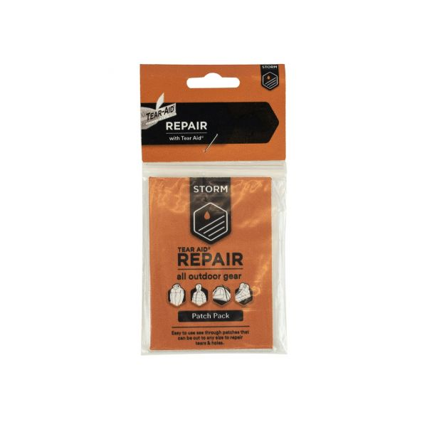 Patch Repair Pack for Canvas Tents & Groundsheets