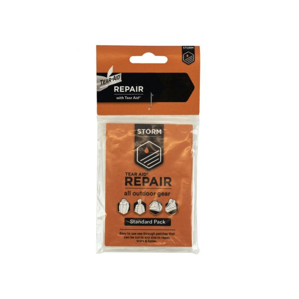 Standard Patch Repair Pack for Canvas Tents & Groundsheets