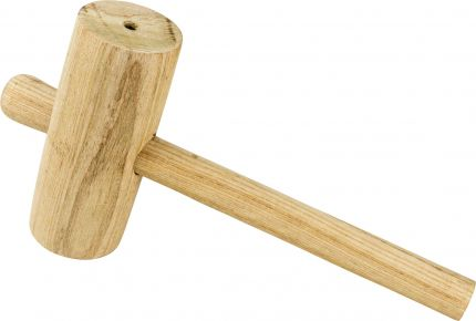 WOODEN MALLET - LARGE