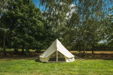 4M BELL TENT LITE - Polycotton Bell tent