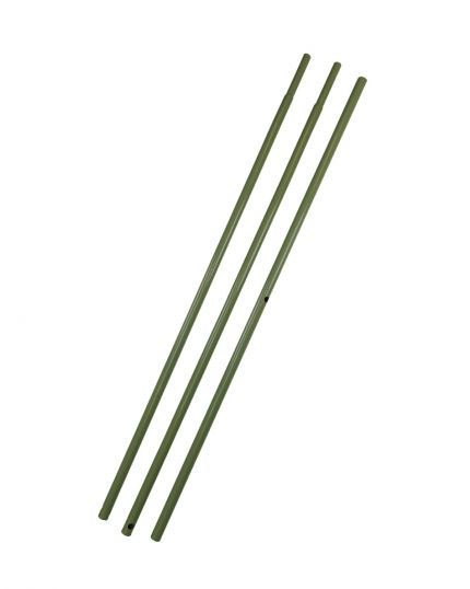 METAL RIDGE POLE - OLIVE GREEN