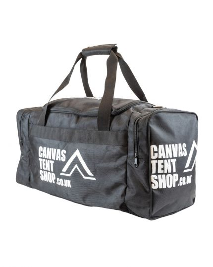 WOOD BURNER STOVE CARRY BAG - SILVER GEM