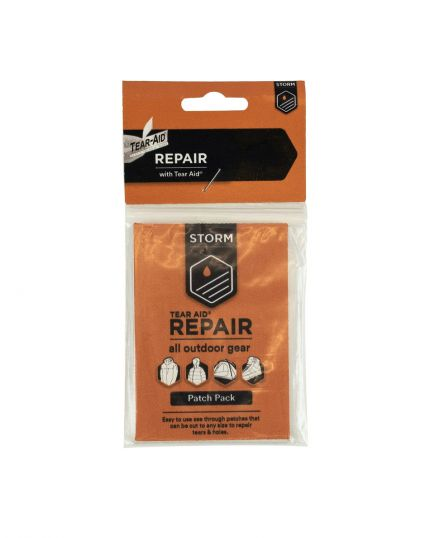STORM TEAR-AID PATCH REPAIR PACK