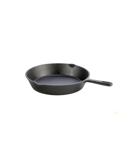 CAST IRON SKILLET/FRYING PAN - 10 INCH