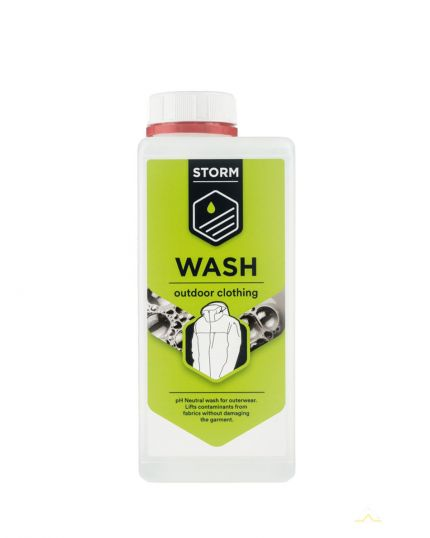 Anti-Bacterial Fabric Cleaner for Garments & Equipment – Suitable for Hard or Soft Water & pH Neutral