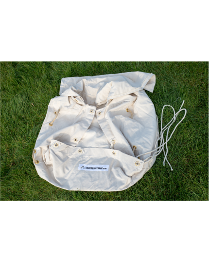 Canvas Bag for Bell Tents with Carry Handles – for 4M & 5M Bell Tents