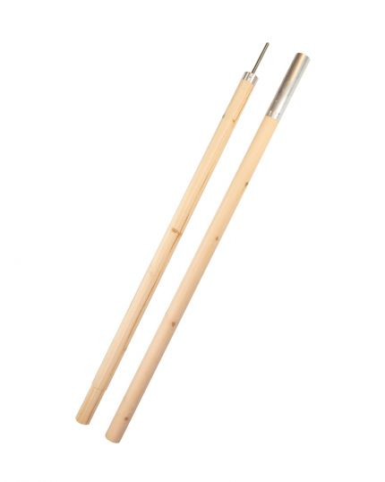 7F Wooden Upright Pole for Patrol Tents