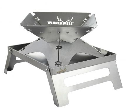 Winnerwell Accessory Table for S-sized Flat Firepit