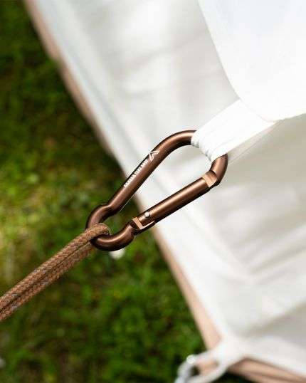 Bell Tent Carabiners - Set of 14