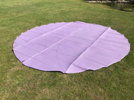 Polypropylene Matting for 3M - 6M Bell Tents – Full & Half Moon – Lavender