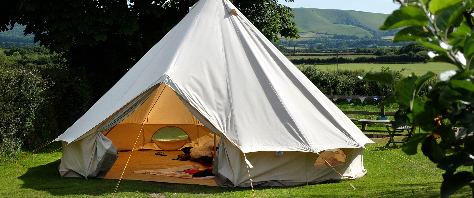 uk availability 152a9 90a45 Canvas Tents Bell Tents Ridge Tents | Buy Online ...